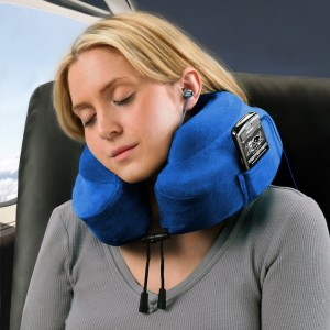 woman-sleeping-with-memory-foam-travel-pillow