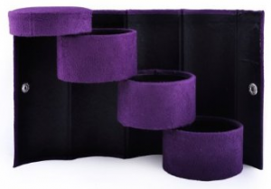 travel-jewelry-cases-purple-cylindrical