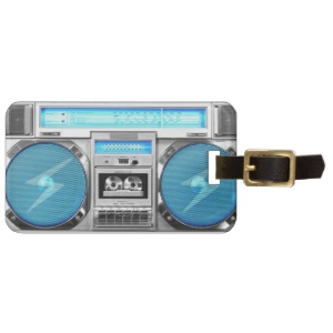 boombox-fun-luggage-tags