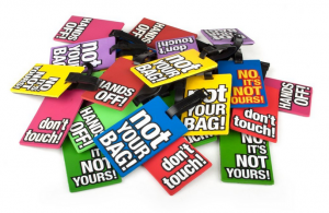 fun-luggage-tags-not-your-bag-6-piece-collection