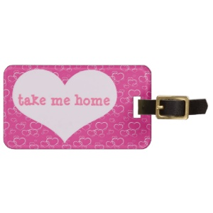 50 colorful and fun luggage tags and sets travel gift list. Black Bedroom Furniture Sets. Home Design Ideas