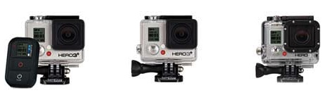 best-waterpoof-video-camera-gopro-hero3-camcorders