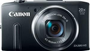 Canon-PowerShot-SX280-HS-review-front-view