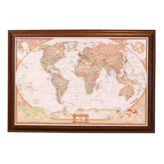 push-pin-travel-map-executive