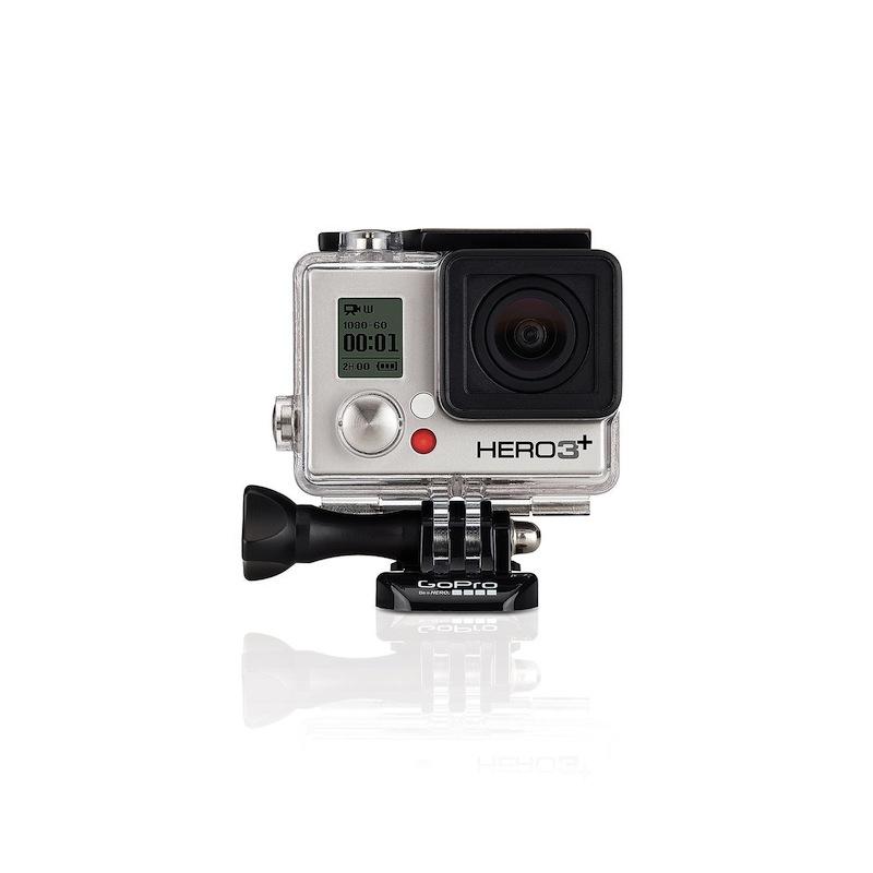 best-waterproof-video-camera-gopro-hero3+-silver