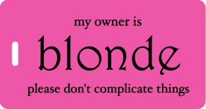 funny-luggage-tags-blonde-owner