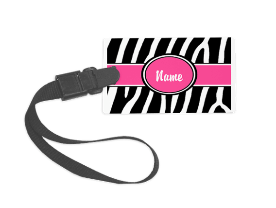 personalized-luggage-tags-zebra-pink