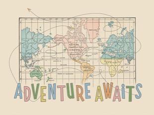 inspirational-wall-art-for-travelers-adventure-awaits