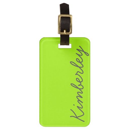 personalized-luggage-tags-green-script