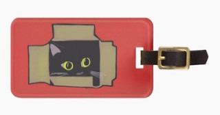 funny-luggage-tags-cat-in-box
