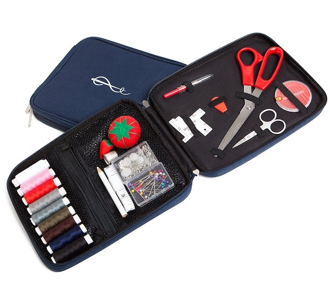 Give A Compact Travel Sewing Kit Travel Gift List