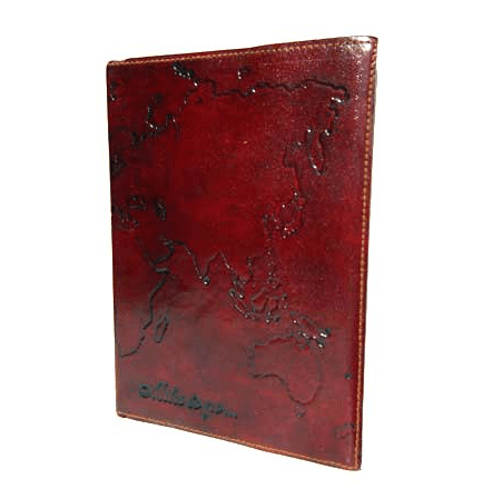 leather-world-travel-journal