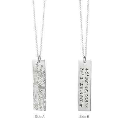 romantic-gifts-for-travelers-latitude-longitude-pendant