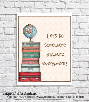 inspirational-wall-art-for-travelers-let's-go-somewhere