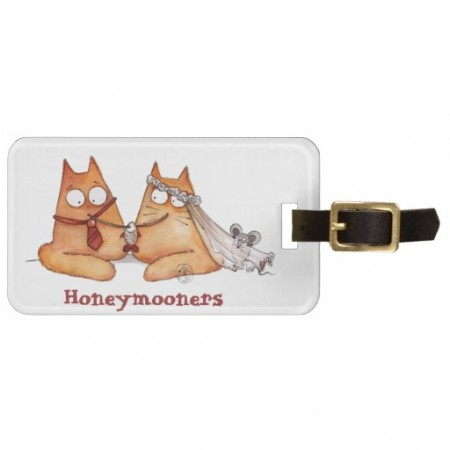funny-luggage-tags-honeymoon-cats