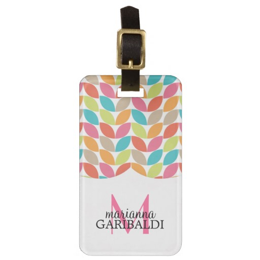 personalized-luggage-tags-modern-colorful-patterns