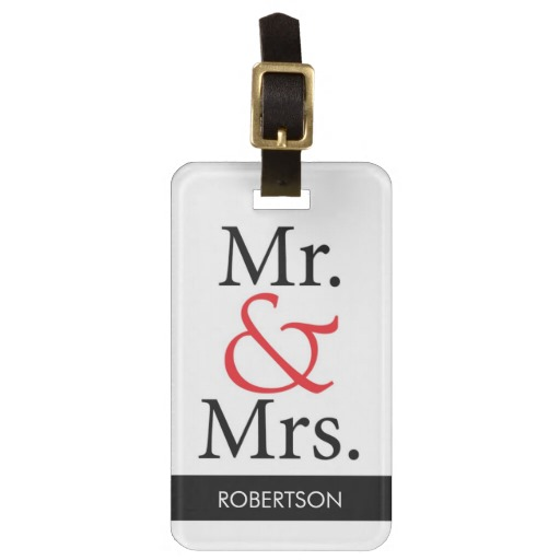 personalized-luggage-tags-mr-and-mrs-white