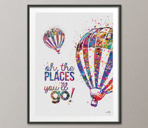 inspirational-wall-art-for-travelers-the-places-you'll-go