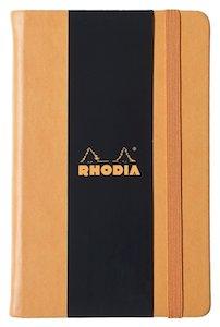 leather-travel-journals-rhodia-webnotebook-orange