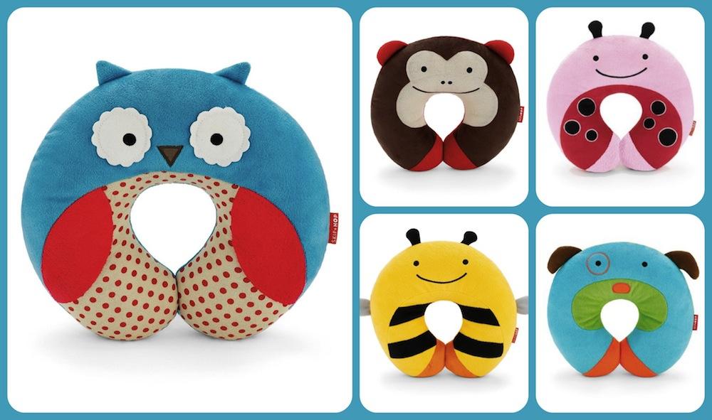 kids-travel-pillow-skip-hop-zoo