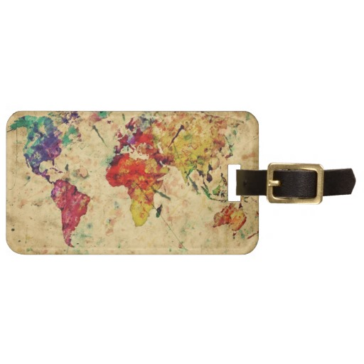 personalized-luggage-tags-vintage_world_map